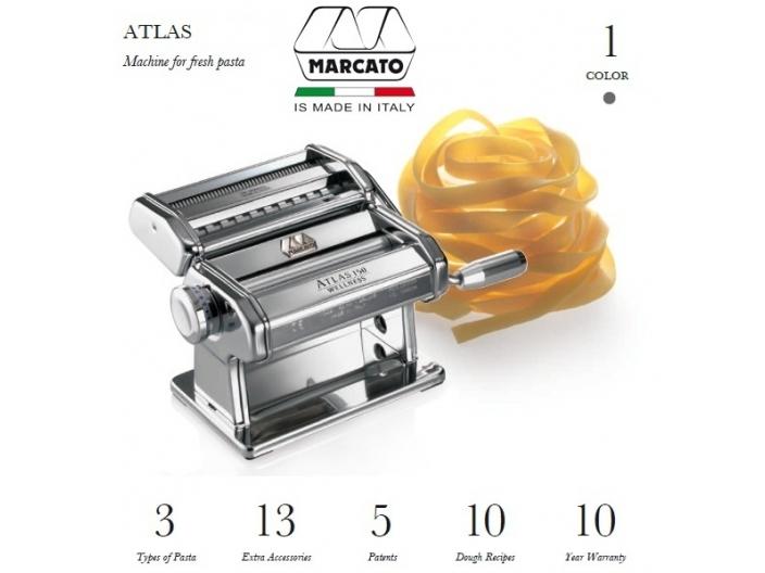 מכונת פסטה ATLAS 150