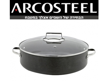סוטז 6 ליטר יהלום ARCOSTEEL DIAMOND קוטר 30 ס