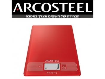 משקל מטבח דיגיטלי ארקוסטיל עד 5 ק