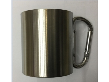 כוס נירוסטה דופן כפולה ניתנת לתליה MG
