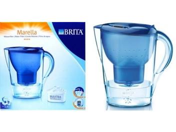 קנקן בריטה כחול דגם מארלה/אלונה 2.4 ליטר