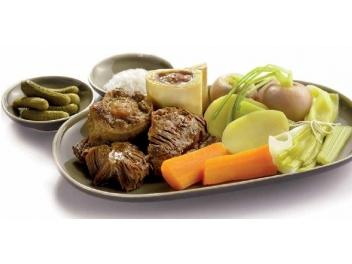 מתכון לנזיד בקר עם ירקות pot-au-feu