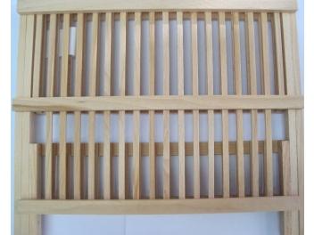 מייבש כלים מעץ במבוק תוצרת פולין