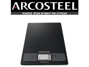 משקל מטבח דיגיטלי ארקוסטיל 5 ק