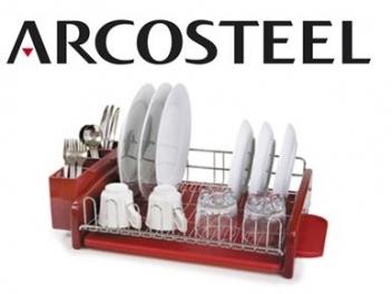 מייבש כלים ארקוסטיל אדום