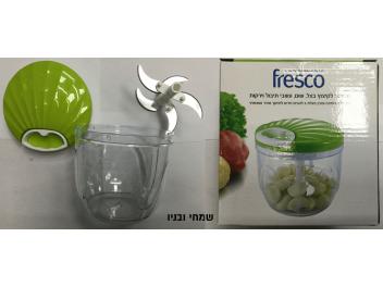 קוצץ ירקות עם חוט Fresco עם 5 להבים