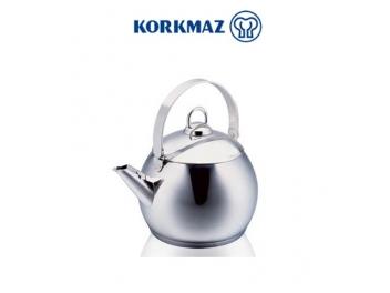 קומקום לתה KORKMAZ דגם טומביק 1 ליטר