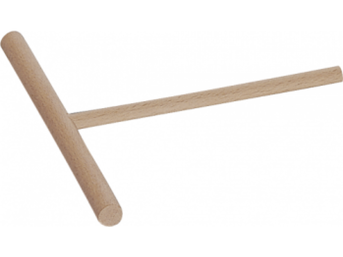 מקל קרפ עץ