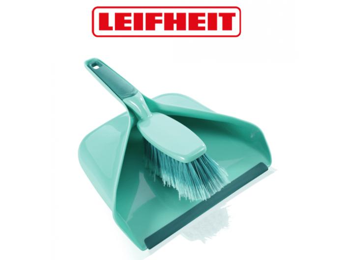 סט יעה ומברשת LEIFHEIT גרמניה לייפהייט 41410