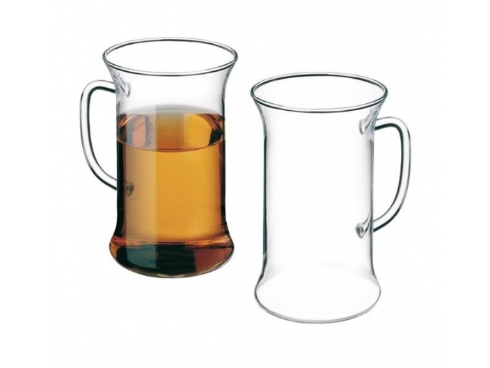 סט 6 כוסות מזכוכית דקה סימקס SIMAX דגם איריס