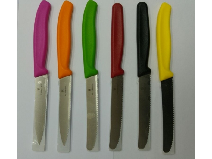 סט 6 סכיני Victorinox ויקטורינוקס תוצרת שוויץ