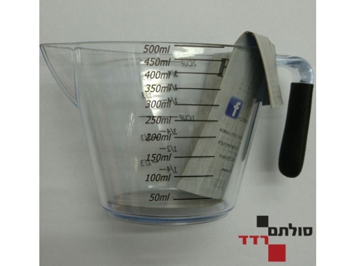 כד מידה סולתם 0.5 ליטר