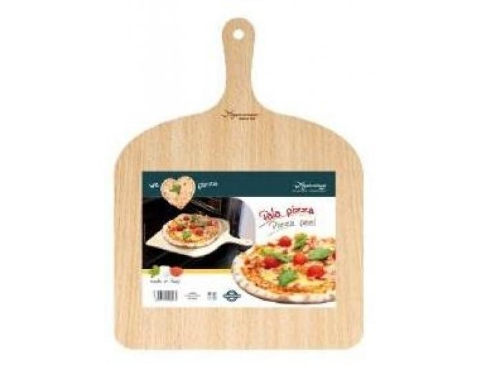 """כף עץ לפיצה 39 ס""""מ תוצרת איטליה"""