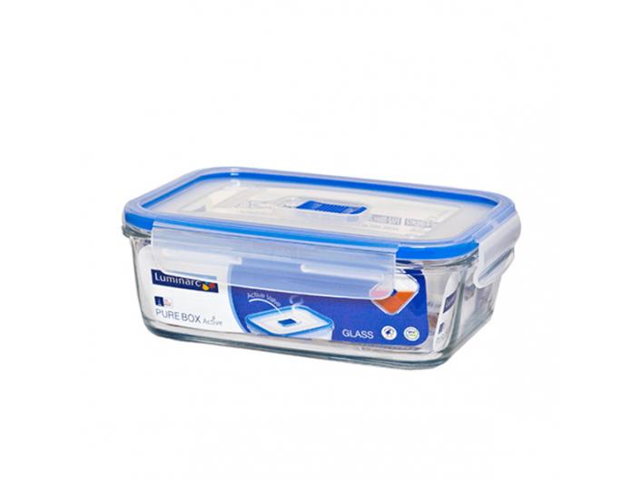 קופסאת אחסון לומינארק מלבנית 2.9 ליטר פיורבוקס