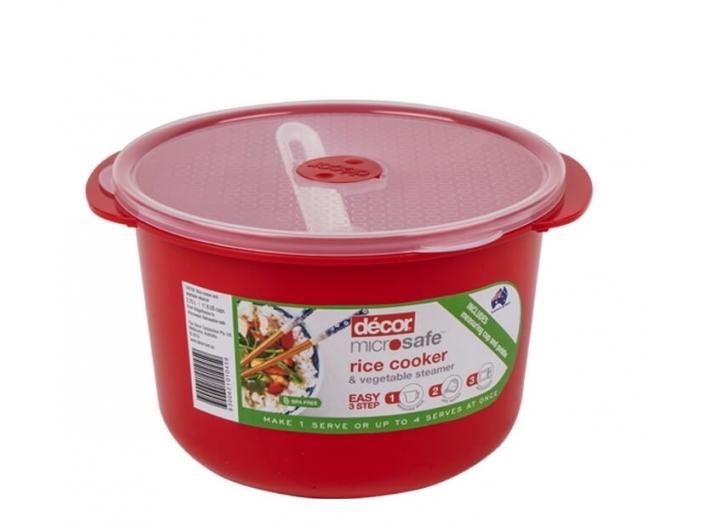סיר אורז למיקרו Decor דקור 2.75 ליטר