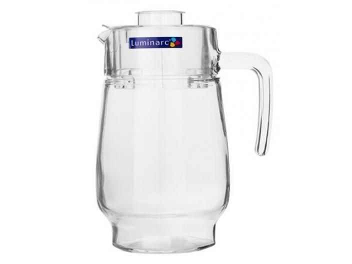 קנקן זכוכית לומינארק דגם טיבולי 1.6 ליטר