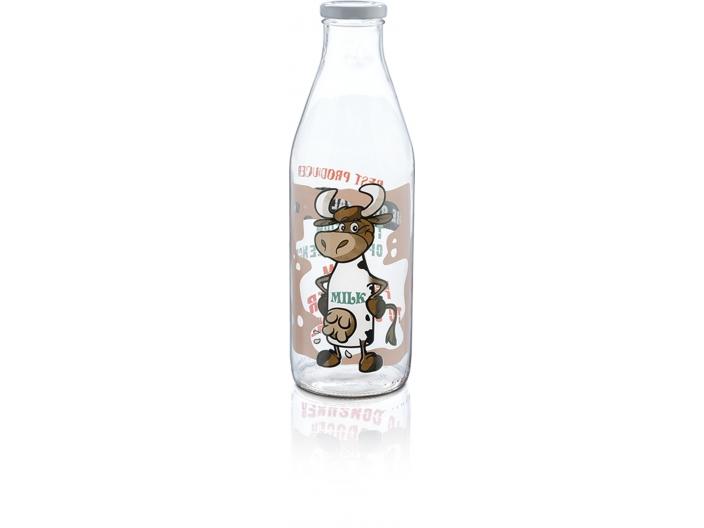 בקבוק חלב פרה עומדת Decover