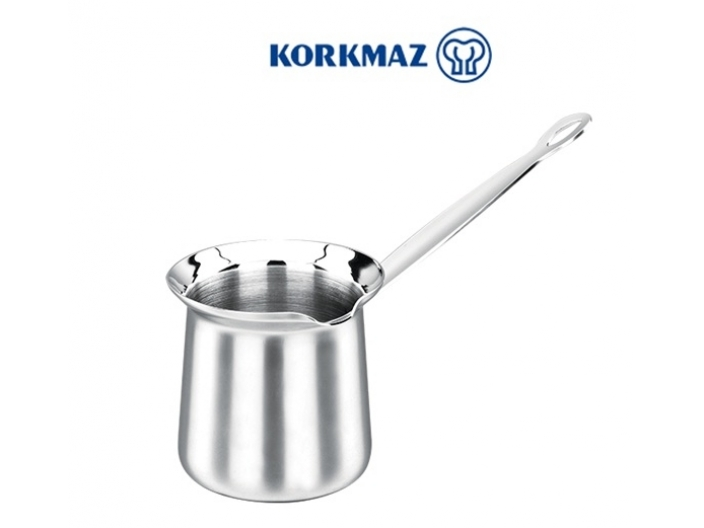 פינג'אן נירוסטה קורקמז 0.5 ליטר KORKMAZ