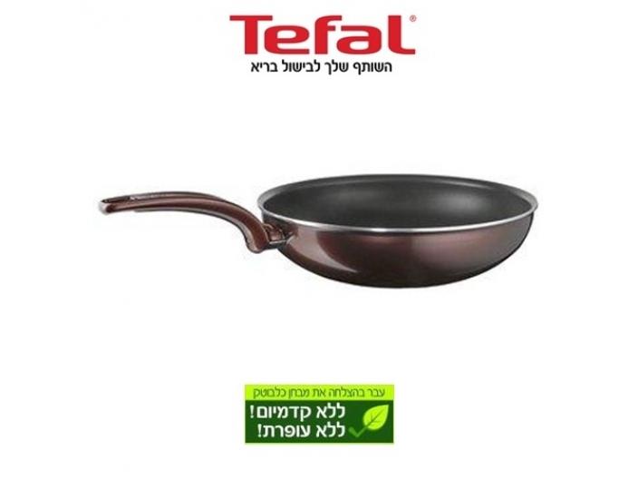 ווק  טפאל TEFAL קוטר 28 סדרת סנסוריאל Sensorielle