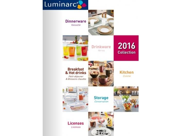 קטלוג ועדים Luminarc France