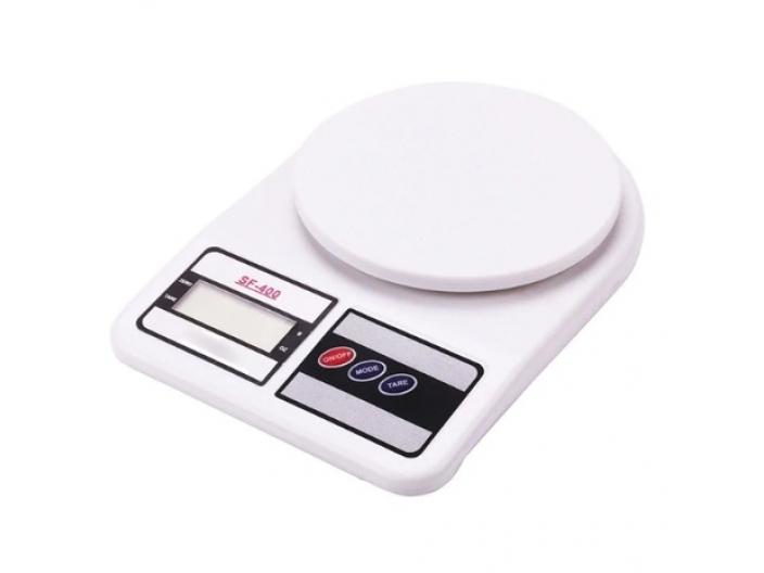 """משקל מטבח דיגיטלי עד 7 ק""""ג"""