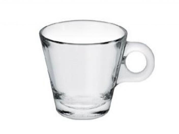 סט 6 כוסות אספרסו BORGONOVO דגם קוניק
