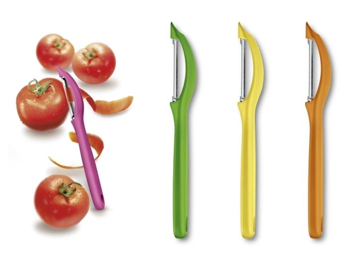 קולפן עגבניות ויקטורינוקס ורוד