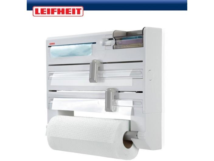 מתקן משולב לאחסון וארגון המטבח PARAT PLUS מבית LEIFHEIT 25723 מבצע 03-9447171