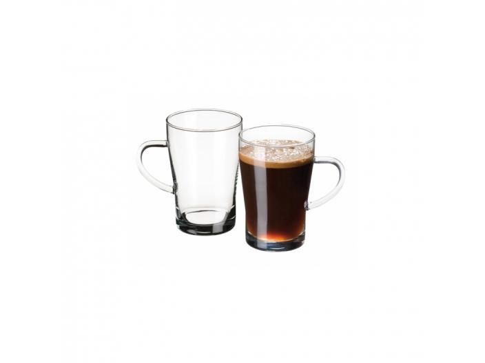 סט 4 כוסות מזכוכית דקה סימקס SIMAX דגם אוריון