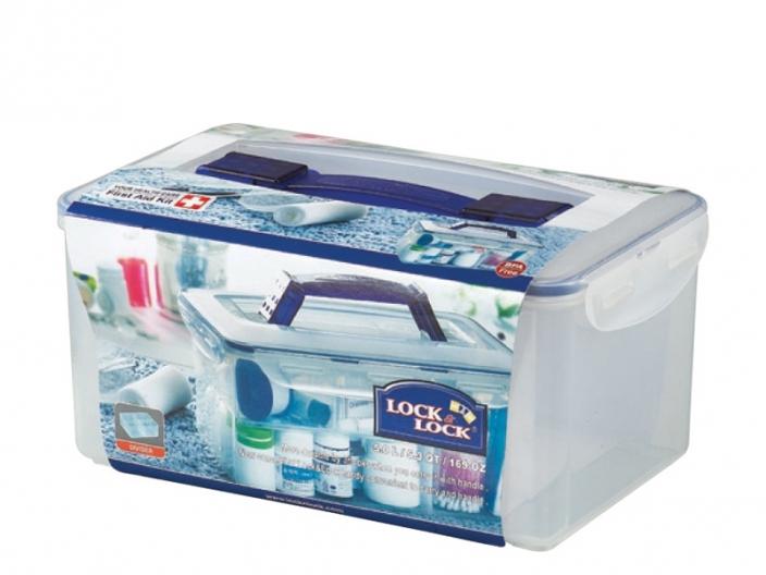 קופסאת אחסון LOCK&LOCK מזוודה בנפח 5 ליטר לוק אנד לוק