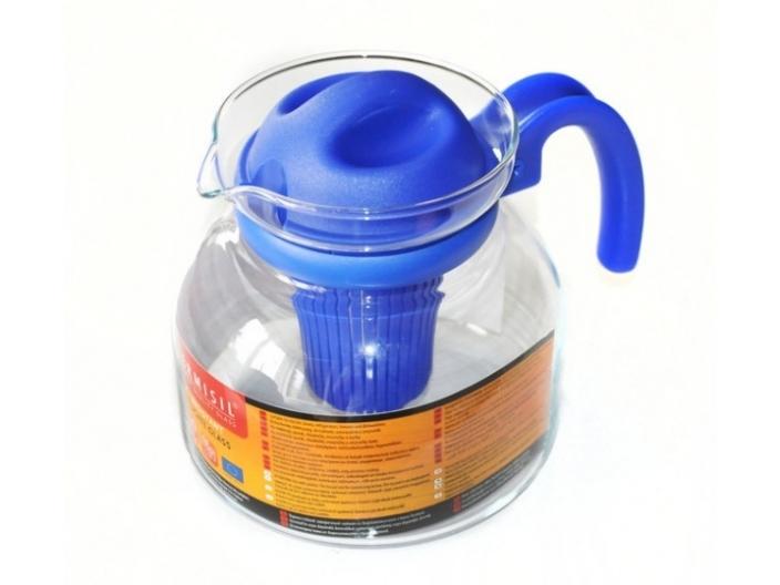 קנקן זכוכית Termisil נפח 1.5 ליטר