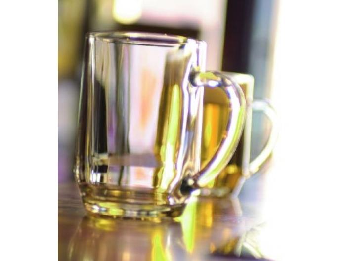 סט 3 כוסות בירה לומינארק דגם הוורד 560cc