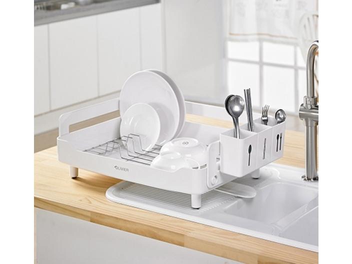 מתקן מעוצב חכם ליבוש כלים מבית OLIVIER תוצרת קוריאה