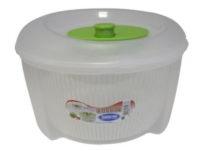 מייבש חסה קטן תוצרת חברת טונטרלי איטליה 4.5 ליטר