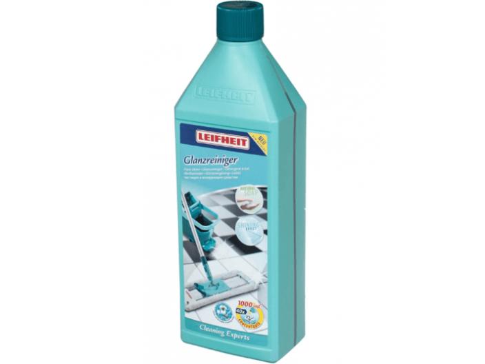 נוזל ניקוי רצפה מרוכז 1 ליטר LeifHeit מסיר בקלות לכלוך ושומן ומעניק מראה נקי נוצץ ומבריק