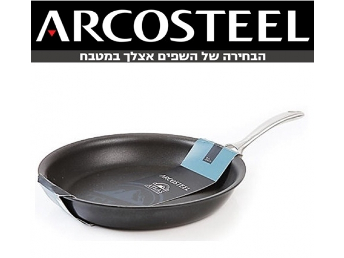 "מחבת 30 ס""מ ארקוסטיל אטלס ARCOSTEEL ATLAS"