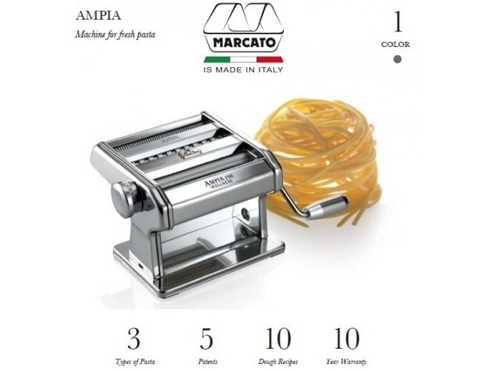 מכונת פסטה אמפיה 150