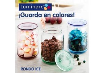 צנצנות לומינארק סדרת Rondo