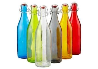 בקבוקי זכוכית