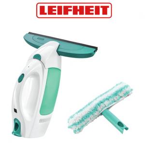 סקירת מוצר-מנקה חלונות חשמלי LEIFHEIT עם מסבן 51002