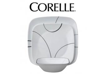 צלחות קורל Corelle מבית קורנינג