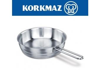 מחבתות נירוסטה KORKMAZ