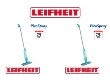 *כולל משלוח עד הבית* מארז 2 יחידות מנקה רצפות ופרקט Pico Spray מבית LEIFHEIT