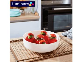 תבנית עגולה לומינארק דיואלי 26 ס״מ לתנור Luminarc