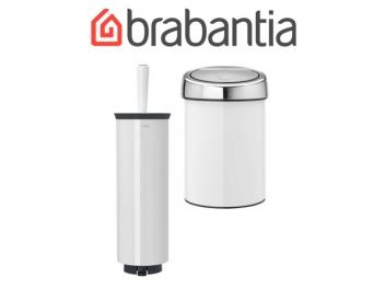 סט לשירותים, נתלה לבן Brabantia