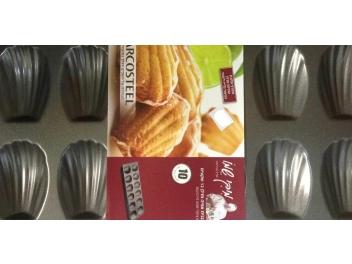 תבנית אפייה ארקוסטיל לעוגות מדלן סדרת מיקי שמו