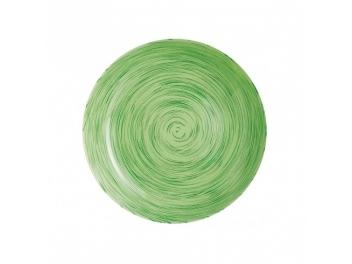 סט 6 צלחות ראשונה ויבראנס ירוק לומינארק