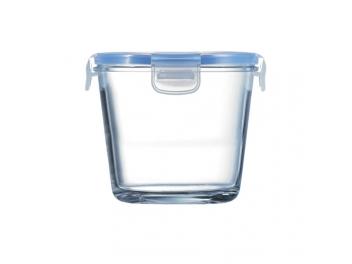 קופסאת אחסון לומינארק מרובעת גבוהה 0.75 ליטר פיורבוקס