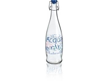 בקבוק מים הרמטי Decover בנפח 1 ליטר אקווה