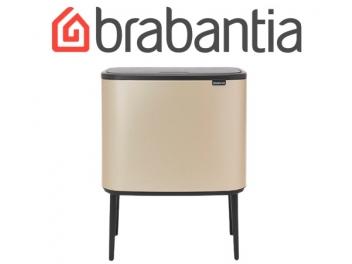 BO פח טאץ 36 ליטר, בצבע שמפניה Brabantia